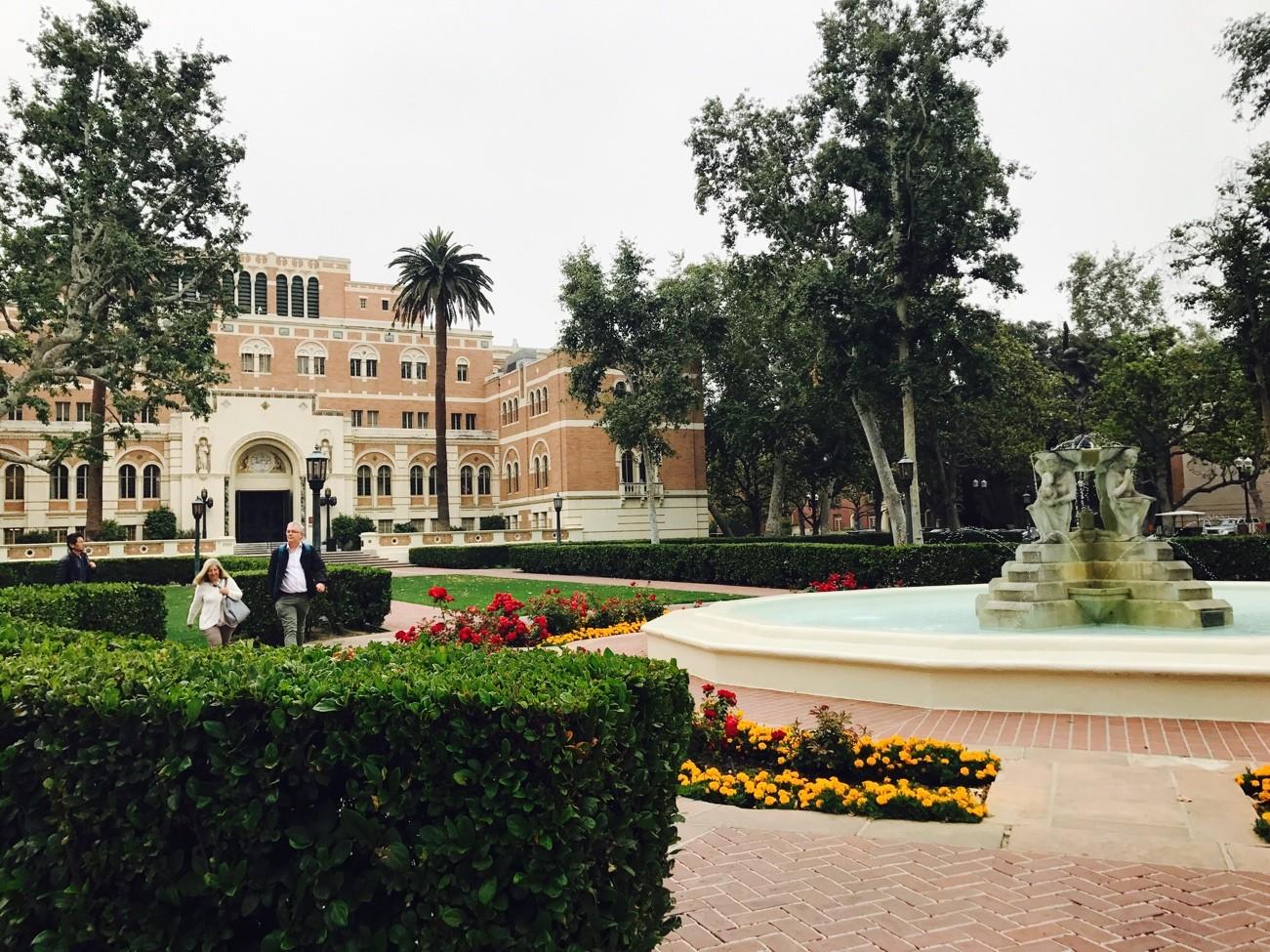 南加州大学 USC, Los Angeles, California-美国加州洛杉矶SAT考场测评-TestDaily厚朴优学