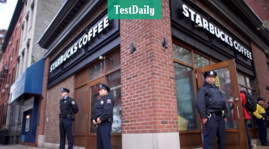 星巴克被指涉嫌种族歧视,竟然关闭8000门店!你说冤不冤?-TestDaily厚朴优学