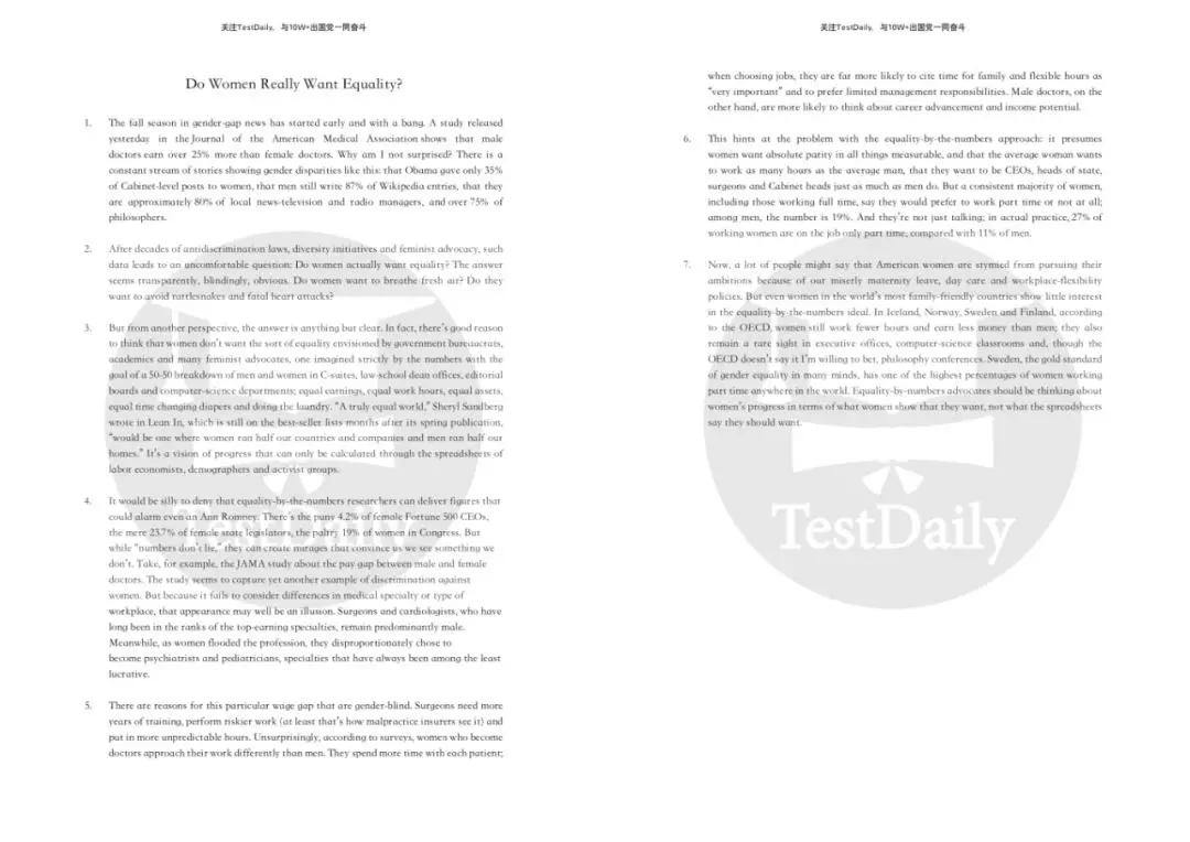 2019年10月亚太SAT:终于顺利考完,阅读语法难度适中,数学较简单-附curve参考-TestDaily厚朴优学