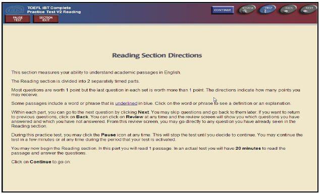 托福阅读考试攻略及做题步骤演示——帮你冲击满分阅读