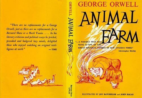 SAT阅读 备考必读《动物农场》原文PDF下载