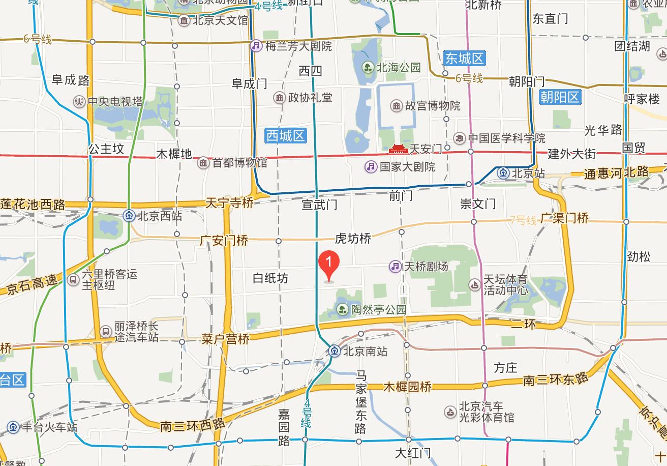 北京市工会干部学院-AP考场测评