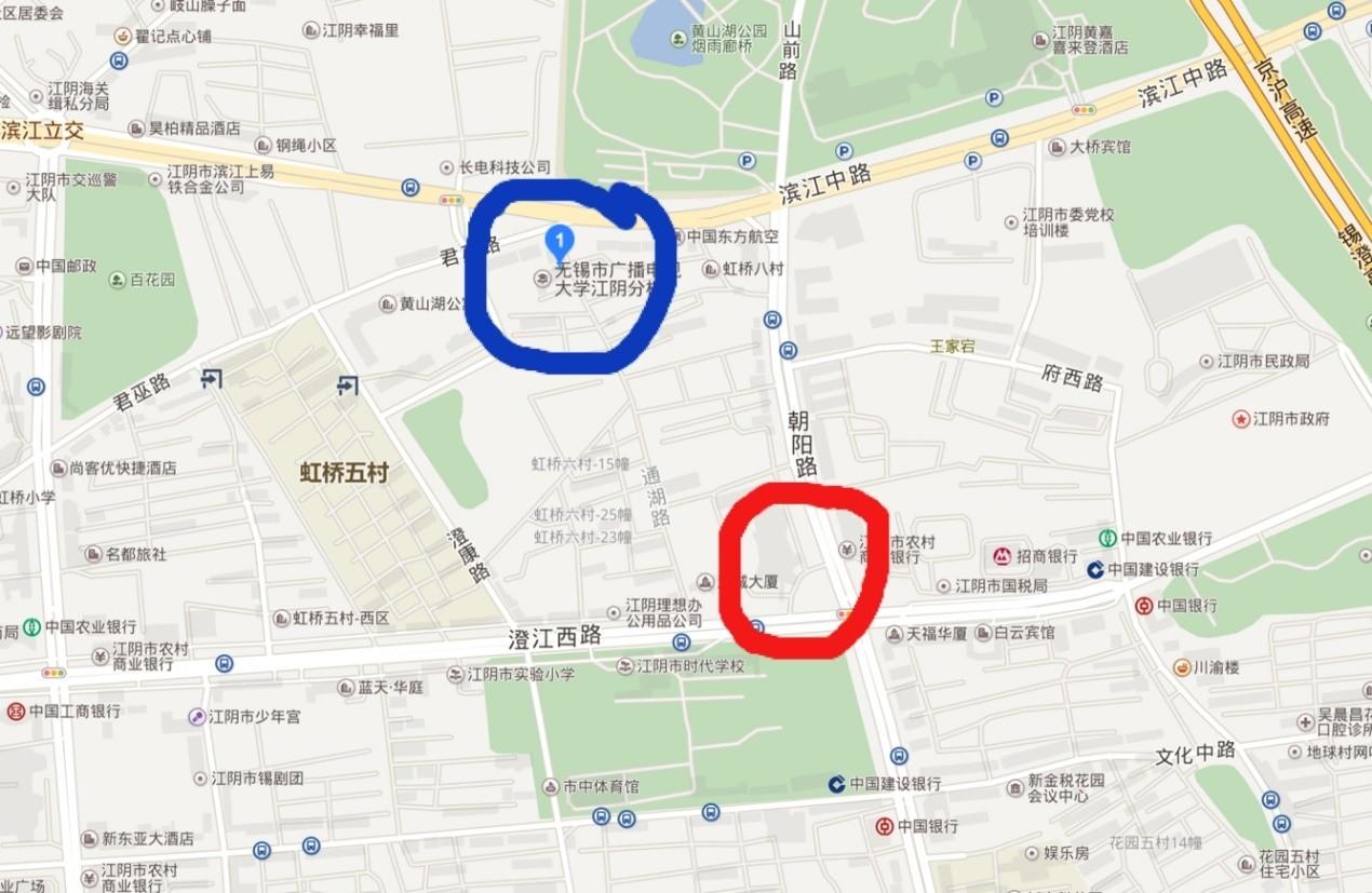 江阴职业技术学院-AP考场测评