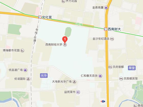 四川省西南财经大学-AP考场测评