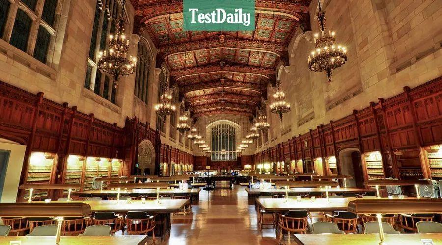 美国最美大学图书馆TOP10 || 别拦着我!我要在里面学一辈子