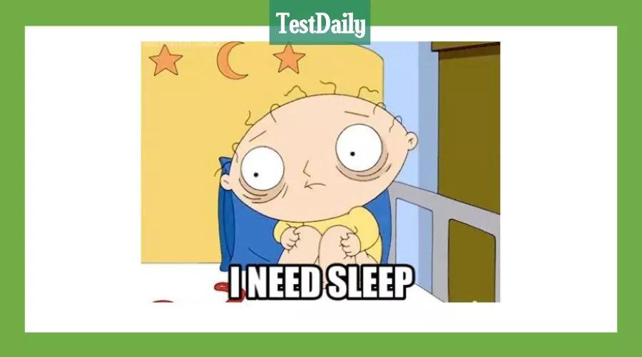 美国睡眠最少的大学排行榜,看看有没有你的梦校!