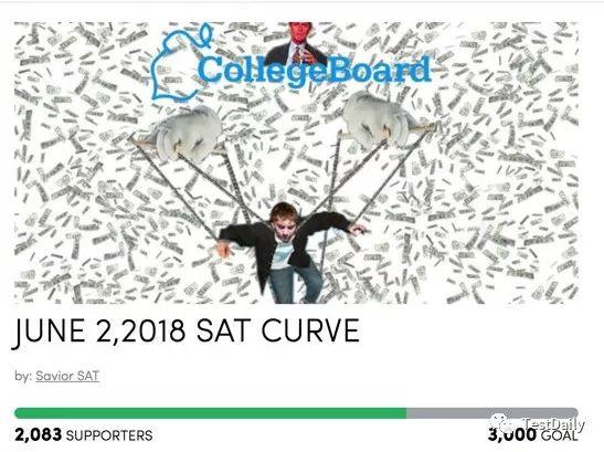 2018年6月SAT出分Curve:数学错一道扣30,我走过最长的路是CB的套路