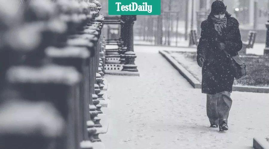 美国寒潮降温,芝加哥气温已经降至零下30℃,创20年来的最低温度!