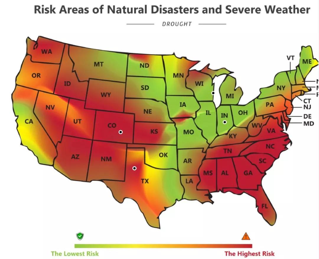 """美国最""""多灾多难""""的大学排行榜,遇到自然灾害时应该如何应对?"""