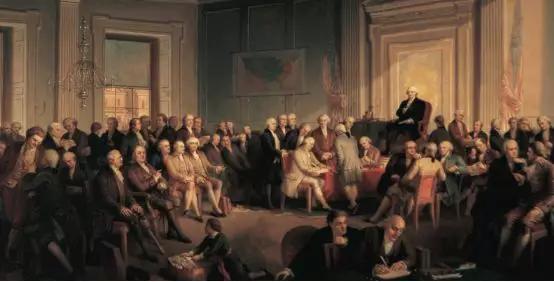 SAT历史背景知识必读:美国共和体制的确立 | 附伟大文献精选