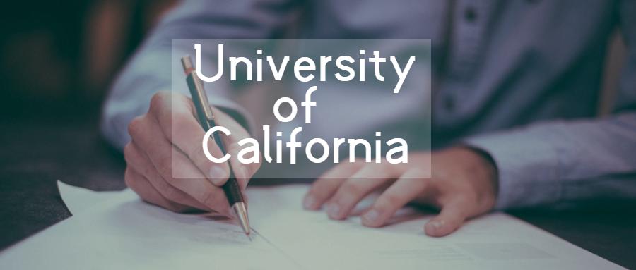 加州大学文书怎么写?在文书中呈现哪些特质有利于被录取?