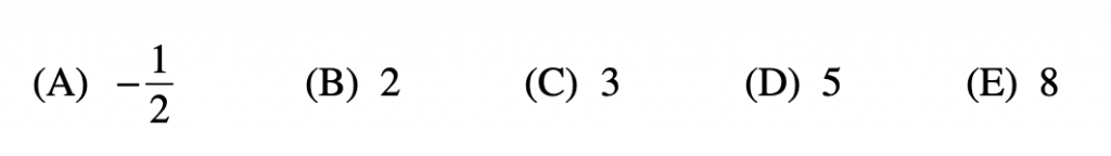 2008年AP微积分BC真题下载-选择题下载