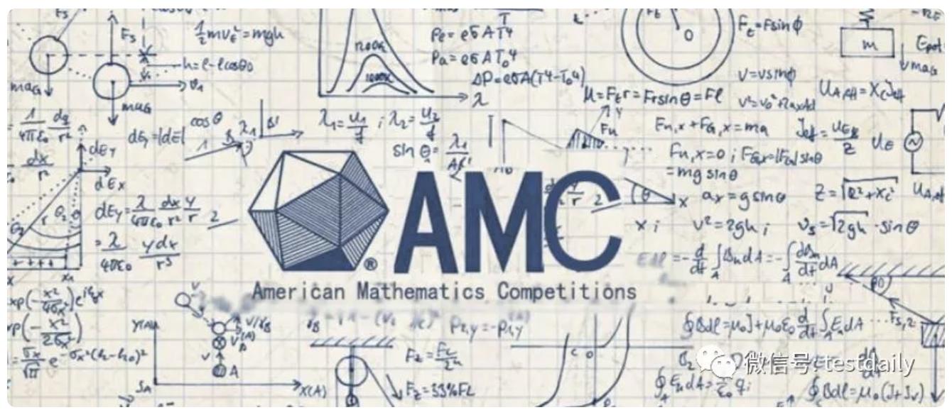 用好这份「AMC12几何考点目录」,考前还能再捞好多分呢!