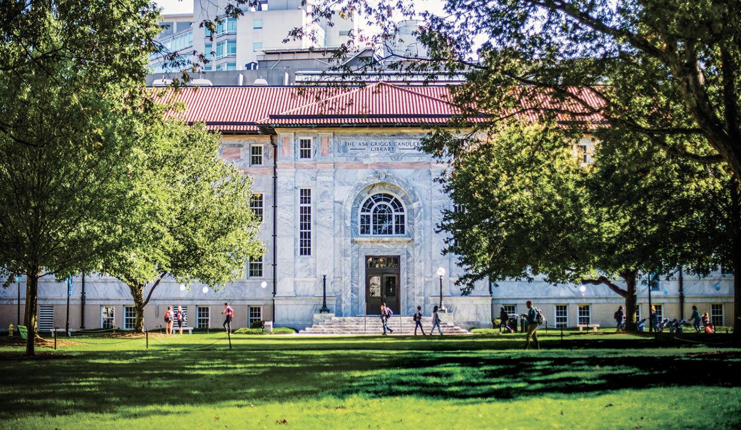 2019-2020年Emory(埃默里大学)早申放榜,ED录取标准是什么?