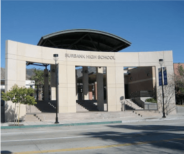 Burbank SR High school 伯班克高中-美国SAT考场测评