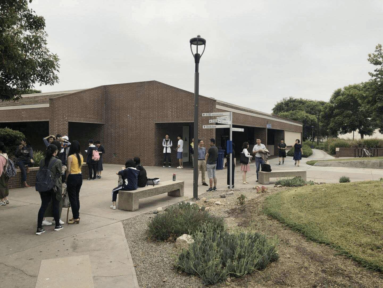 尔湾谷社区大学 Irvine Valley College-美国SAT考场测评
