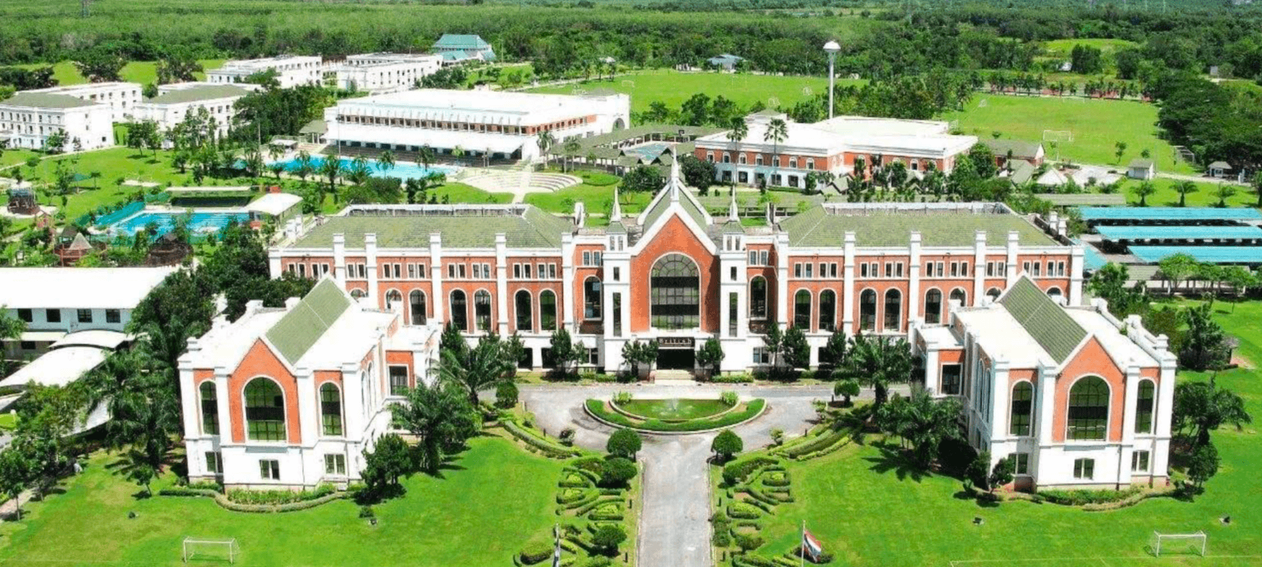 British International School, Phuket 普吉英国国际学校-SAT考场测评