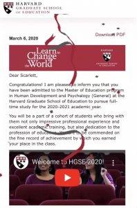 """哈佛大学研究生录取条件是什么?-本科""""三无""""的我是怎么成功拿到Harvard人类发展与心理学专业的offer"""