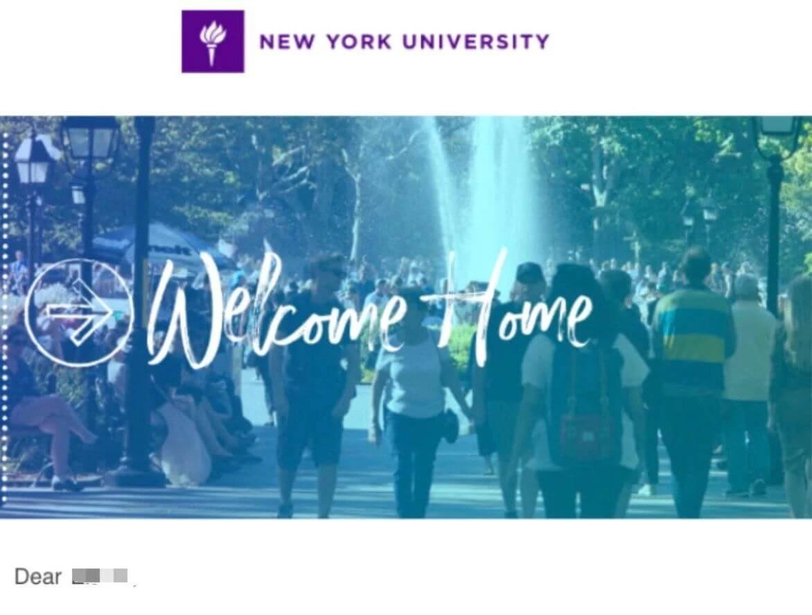 拿到纽约大学社会学的offer,我在文书和活动上作对了什么事?我的SAT多少分?-NYU本科录取案例分享