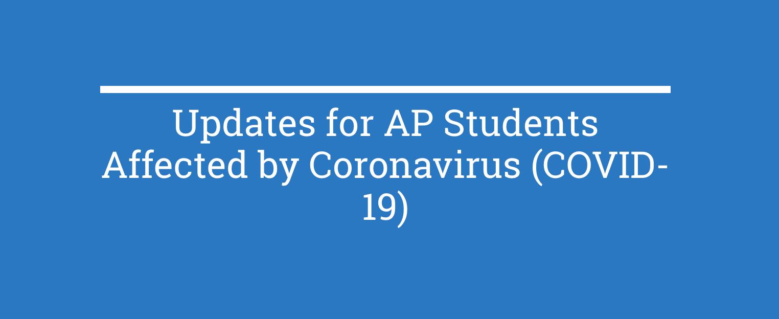 CB发布2020年AP考试考前细节:对备考资料/在线模考/考试自检清单进行详细解答,助力5月AP考试