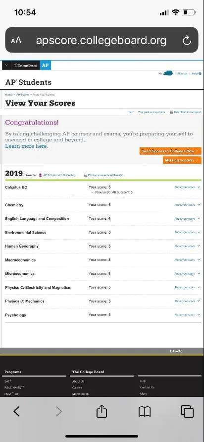 备考5个月,10门AP考试7门考5分,我是怎么做到的?AP备考方法/资料/心态-5个月备考历程分享