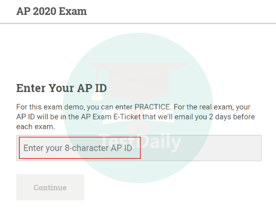 2020年AP网络考试怎么考?官方预演demo放出,跟着预演步骤,快来亲自体验一下!