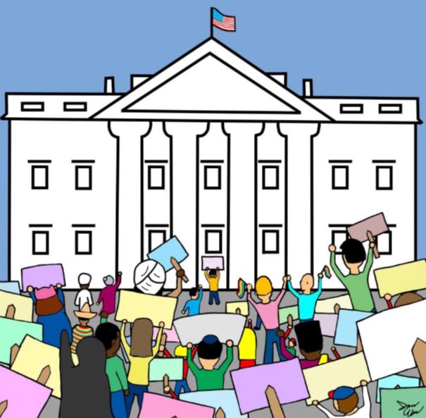 美国大学发生过哪些重大的学生游行抗议活动?有什么影响?游行抗议的结果怎么样?
