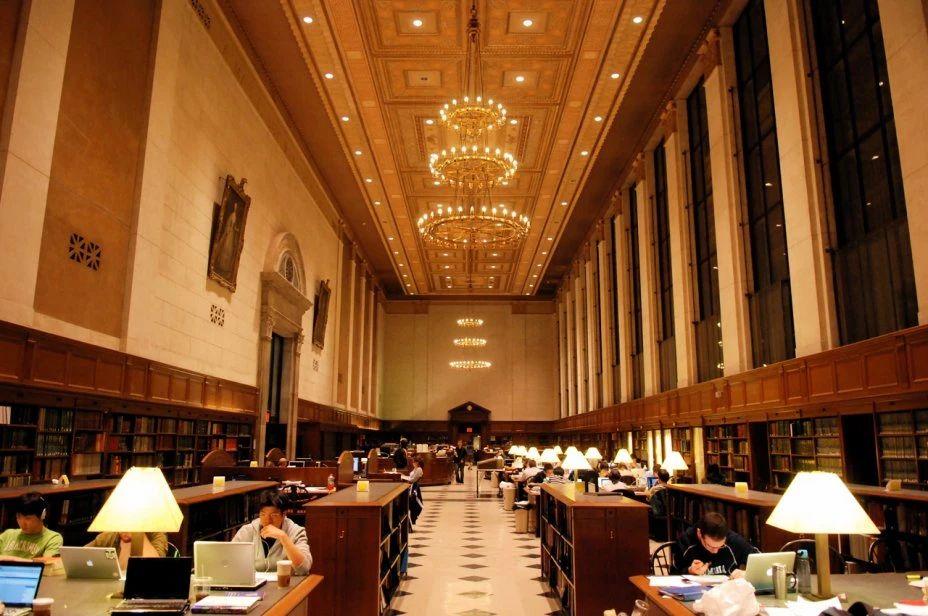 这10所美国大学美到爆的图书馆,是学习的天堂模样-美国大学最美图书馆鉴赏