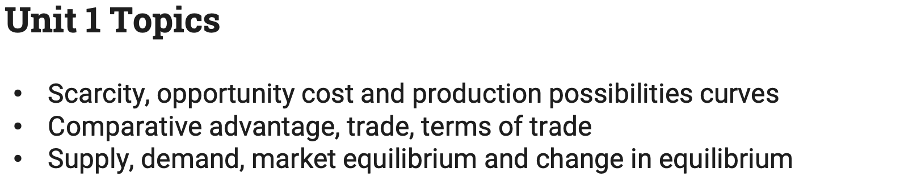 CB发布2020年AP宏观经济学FRQ例题分析/考点预测/评分标准,更有5分答题技巧