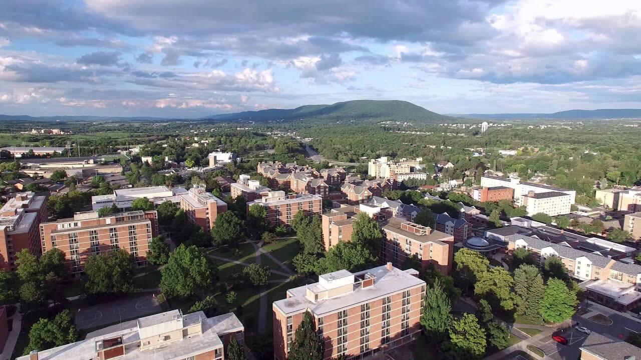 宾州州立大学帕克分校 Pennsylvania State University --University Park