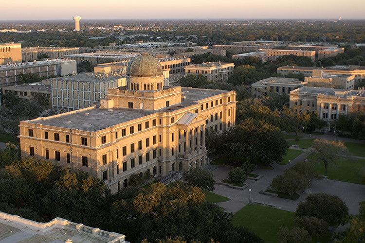 德克萨斯A&M大学 Texas A&M University
