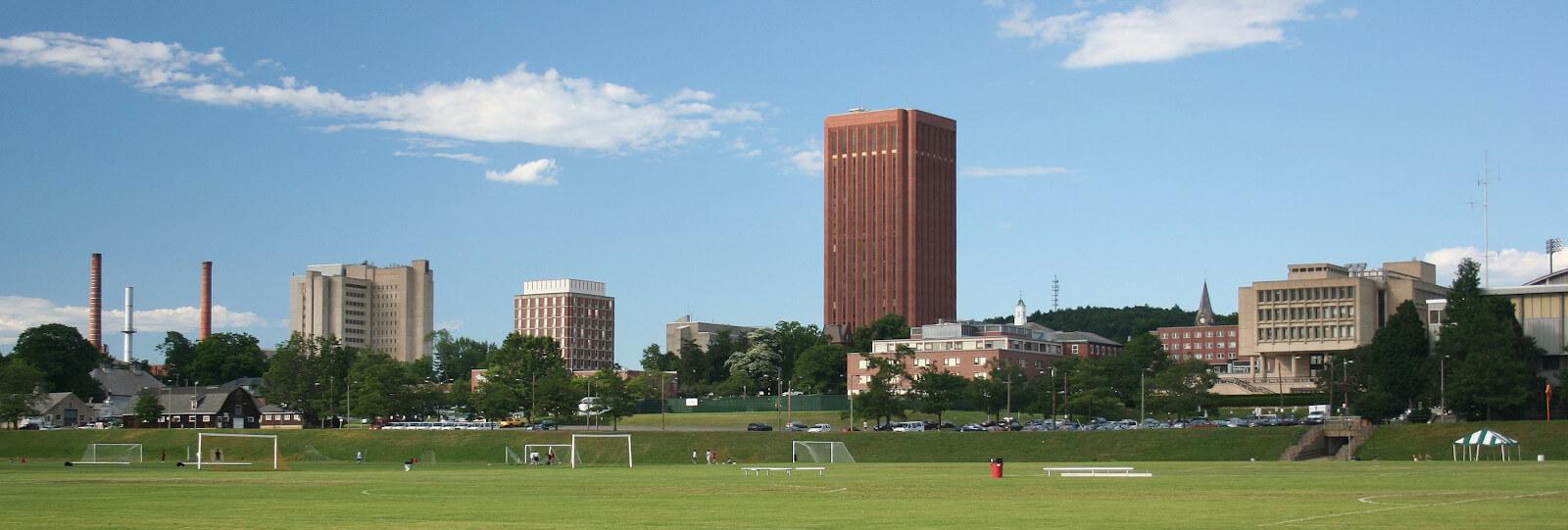 马萨诸塞州大学 University of Massachusetts, Amherst