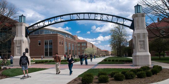 普渡大学西拉法叶分校 Purdue University --West Lafayette
