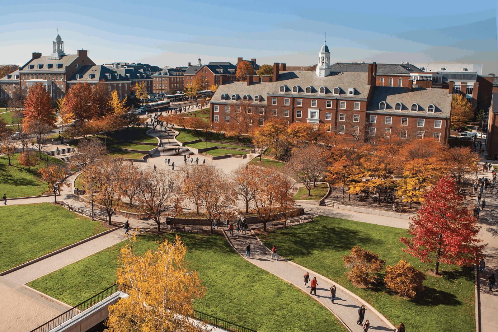 马里兰大学帕克分校 University of Maryland --College Park