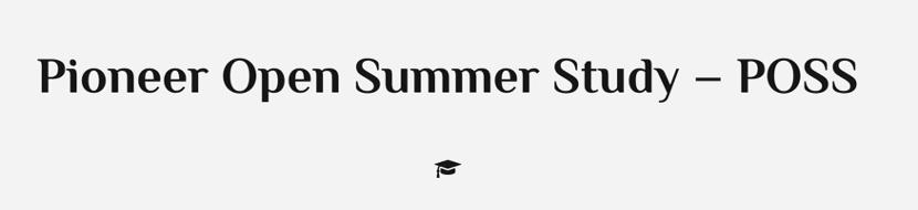 2020年暑期留学课外活动大盘点:申请美国大学,这十个不同风格的暑期活动等你来!