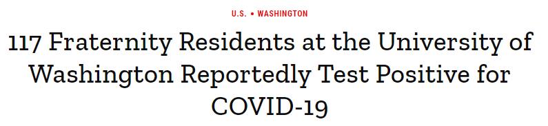 华盛顿大学再度爆发新冠疫情,宿舍区近100名学生确诊,曾参加10余场派对?!UW开学政策有哪些变化?