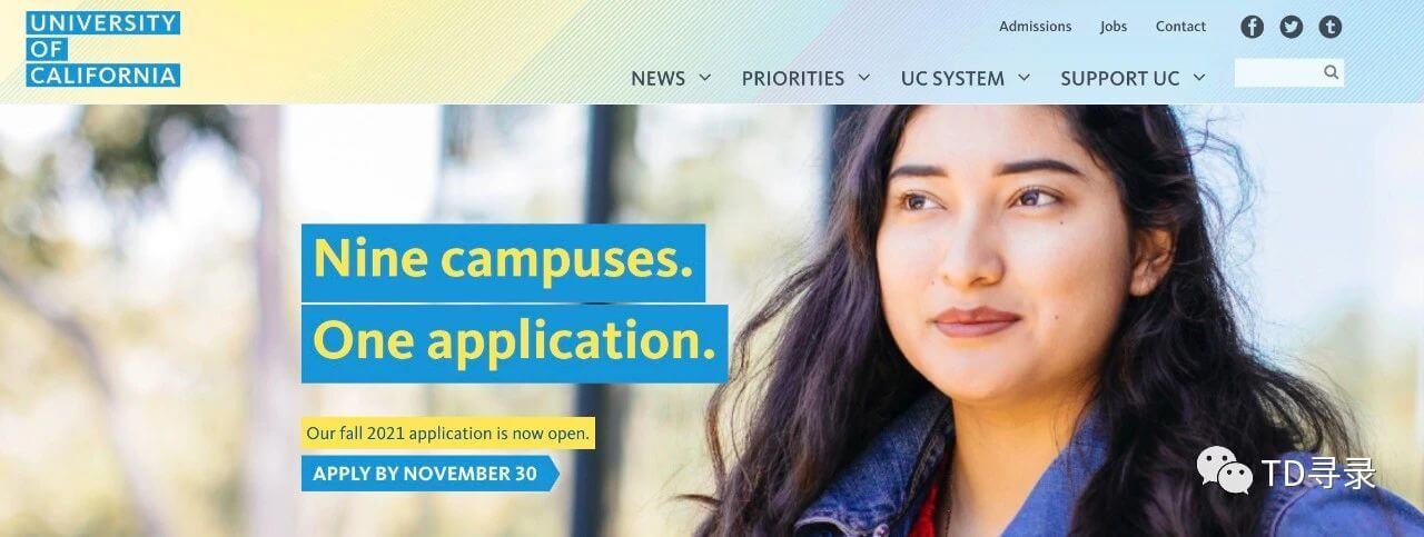 2020年UC申请系统开放,活动列表又有新变化!-UC活动列表6大板块信息填写指南|UC申请系统变化解读