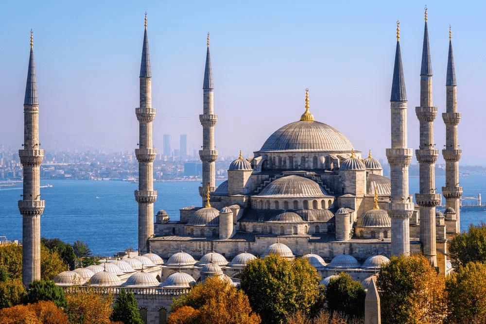 """申请美国大学没有素材?为何不选一趟旅行!一段跨越10个省份的""""清真寺""""探险之旅,玩出独特的申请素材!"""