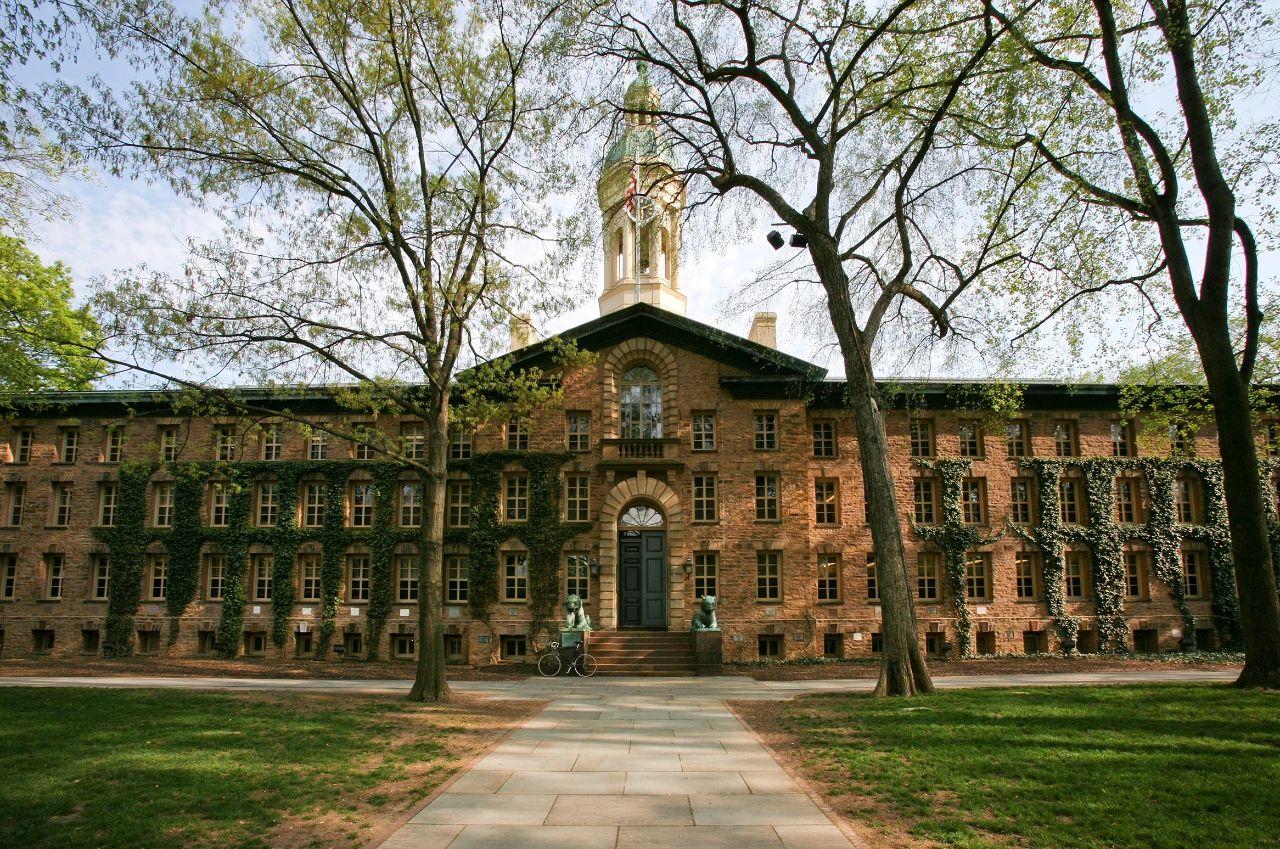 Princeton University-普林斯顿大学