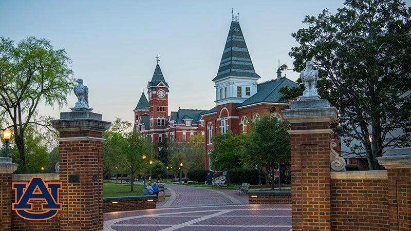 Auburn University-奥本大学
