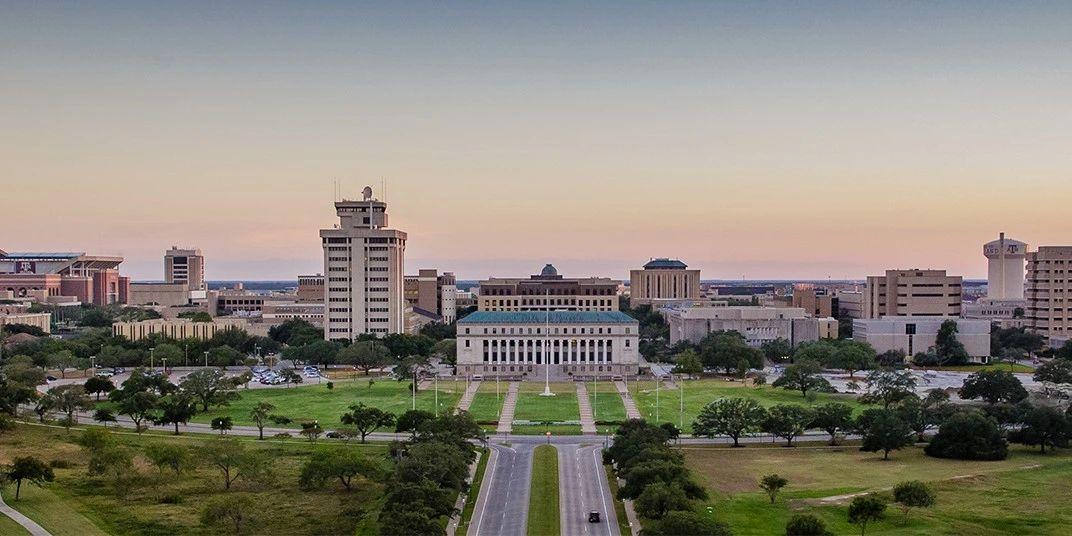 Texas A&M University-德克萨斯A&M大学