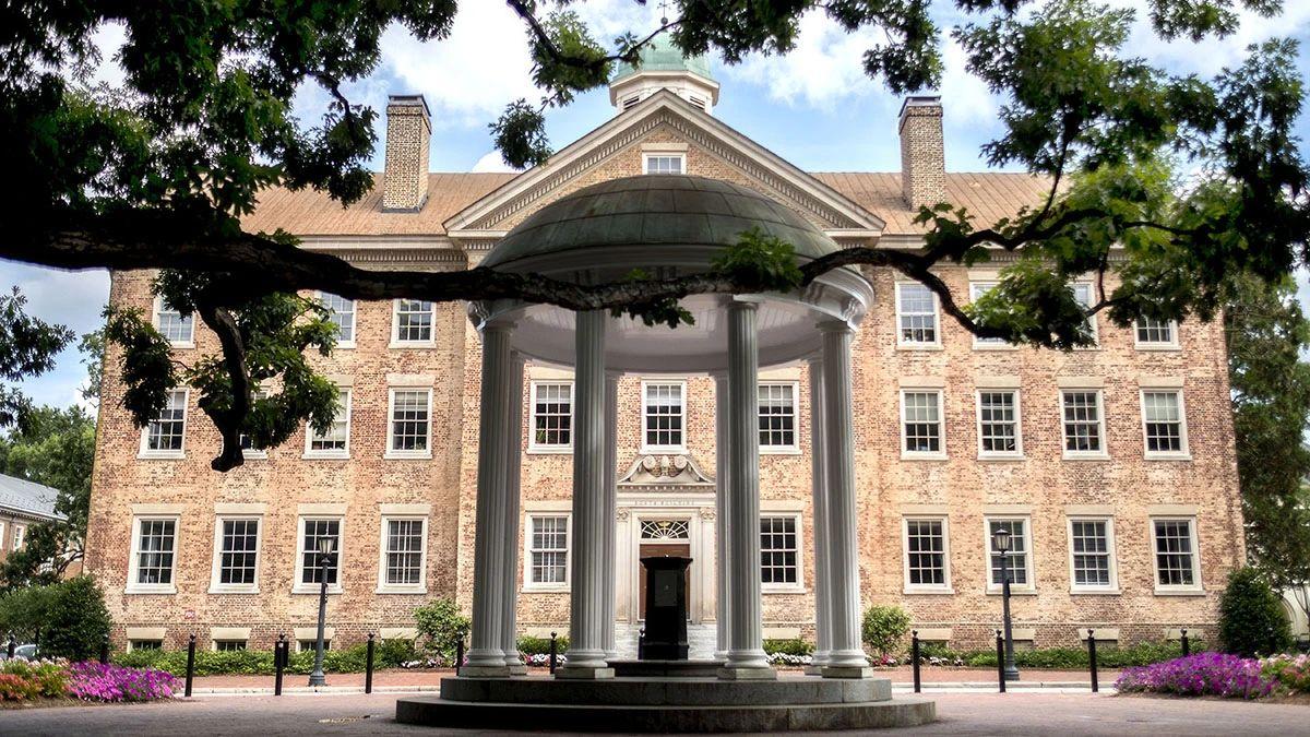 University of North Carolina at Chapel Hill-北卡罗来纳大学教堂山分校