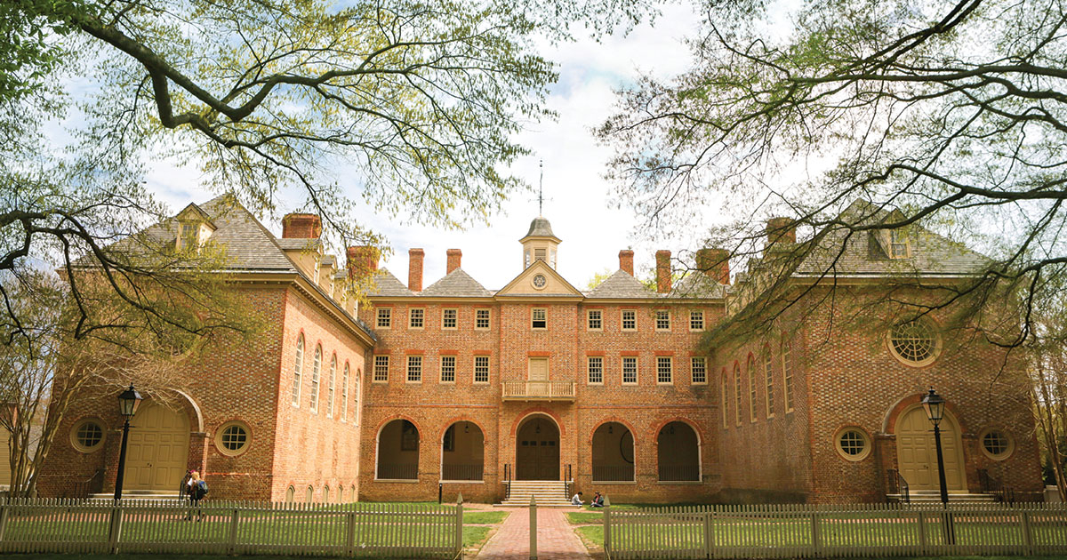College of William and Mary-威廉玛丽学院
