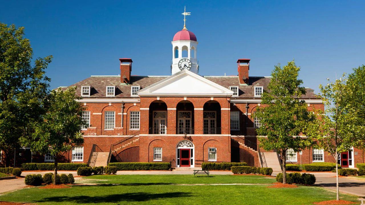 Harvard University-哈佛大学