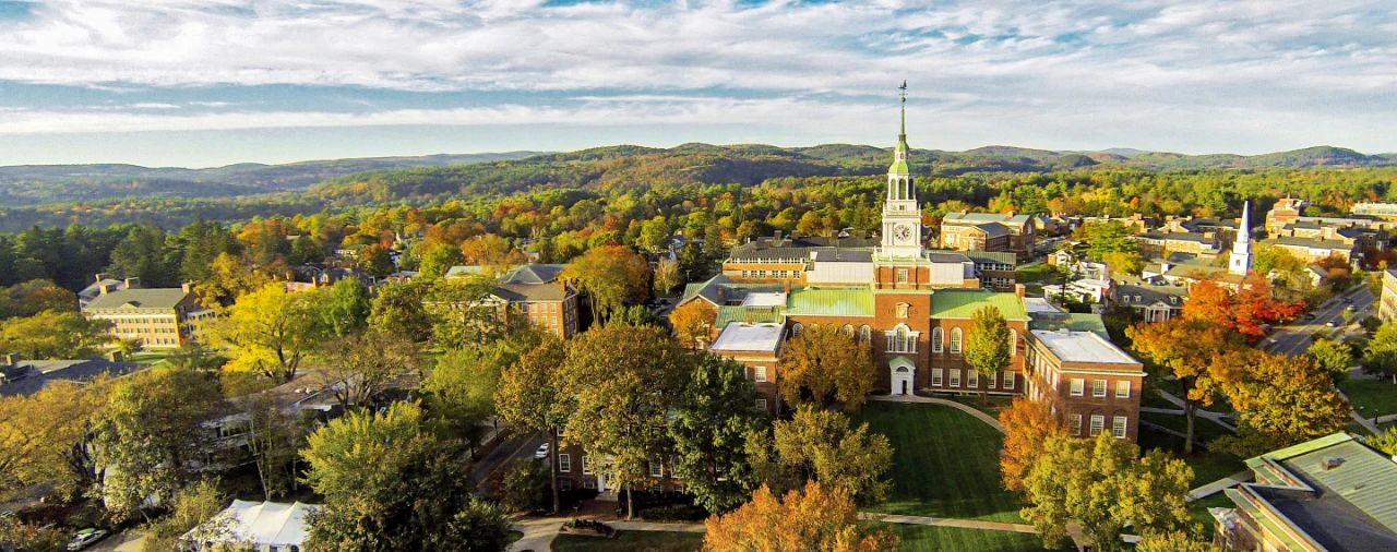 Dartmouth College-达特茅斯大学