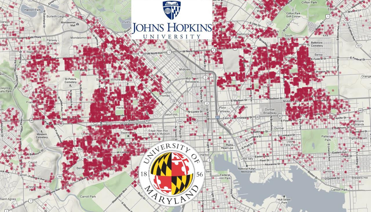 美国10大犯罪率最高的城市,你的梦校在附近吗?-位于美国最危险城市的美国大学大盘点