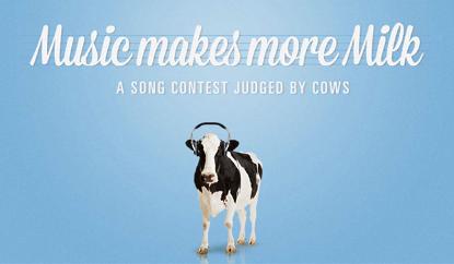 SAT阅读趣味背景知识:给奶牛听音乐,可以提高奶牛的产奶量?是真的吗?|SAT真题免费下载