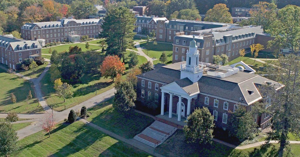 2020-2021年巴布森学院(Babson College)早申放榜,录取情况很友好