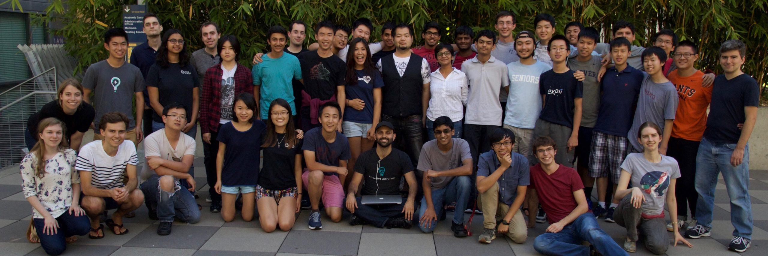 2021年美国加州州立大学夏校:Summer program on Applied Rationality and Cognition(SPARC)项目介绍