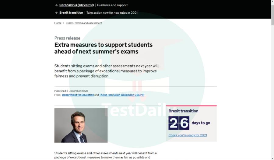 最新!2021年英国考试将要改革,A Level拿分机会来了!